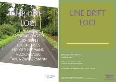 LINE DRIFT LOCI