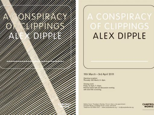 A Conspiracy of Clippings – Alex Dipple