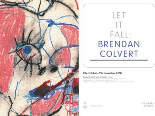 Let it Fall – Brendan Colvert