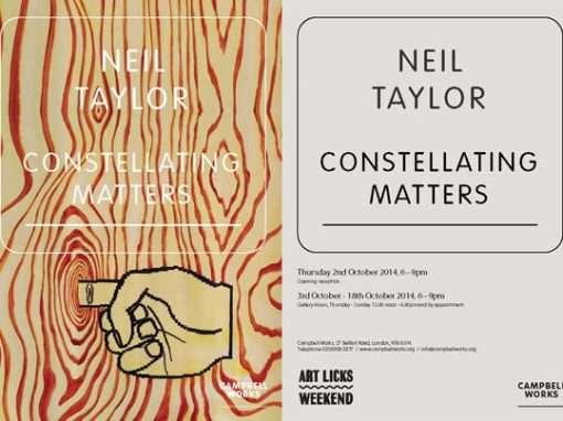 Constellating Matters