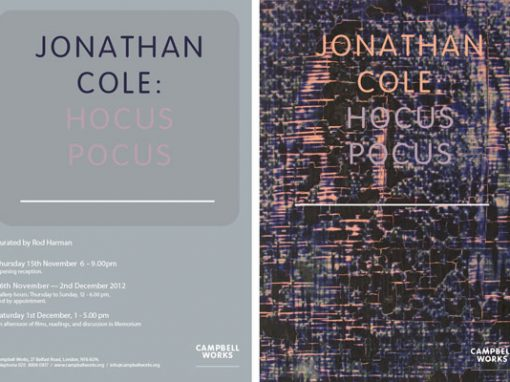 Jonathan Cole – Hocus Pocus
