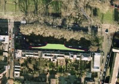 Clapton Terrace Public Realm Project